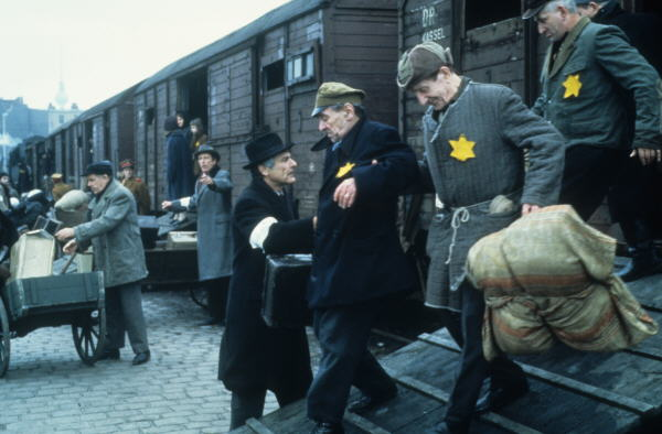 From TV series: Holocaust - The history of the White family, Marvin J. Chomsky, 1978