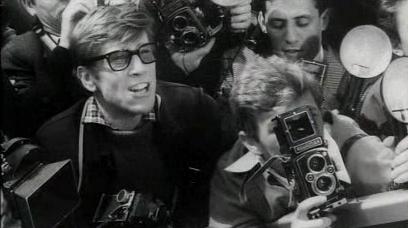La Dolce Vita, 1960. director  Federico Fellini
