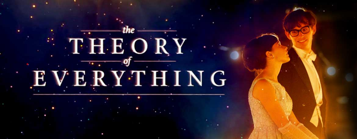 Film Poster: The Theory of Everything, James Marsh, 2014