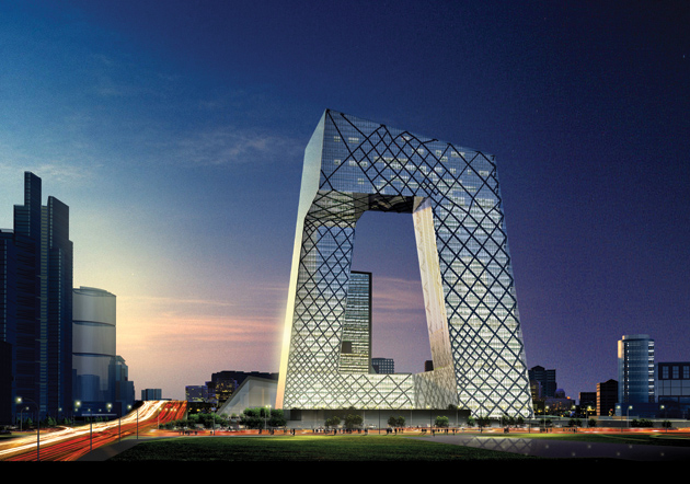 China Central Television Building, Beijing (New CCTV building)