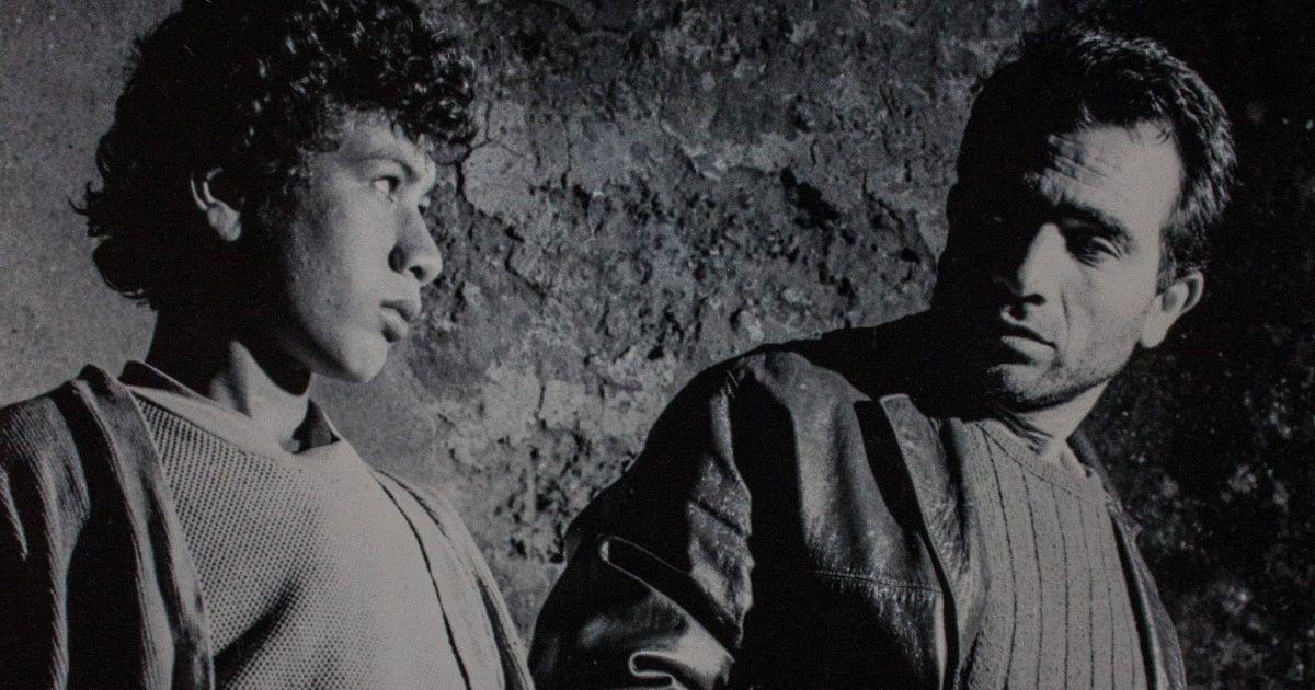 מתוך: סרט לילה, 1986. במאי: גור הלר. צילום: חורחה גורביץ'