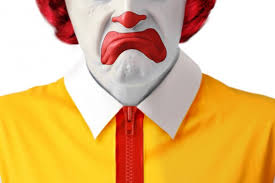 Ronald McDonald Source: unknown