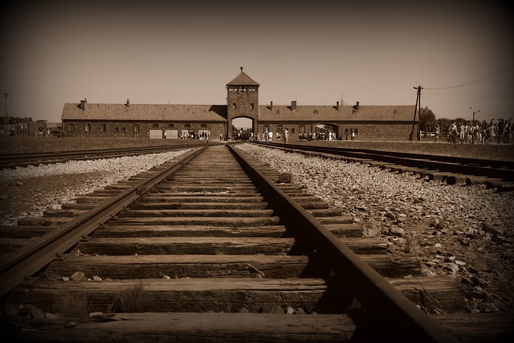 Auschwitz Photo: Hans Sterkendries