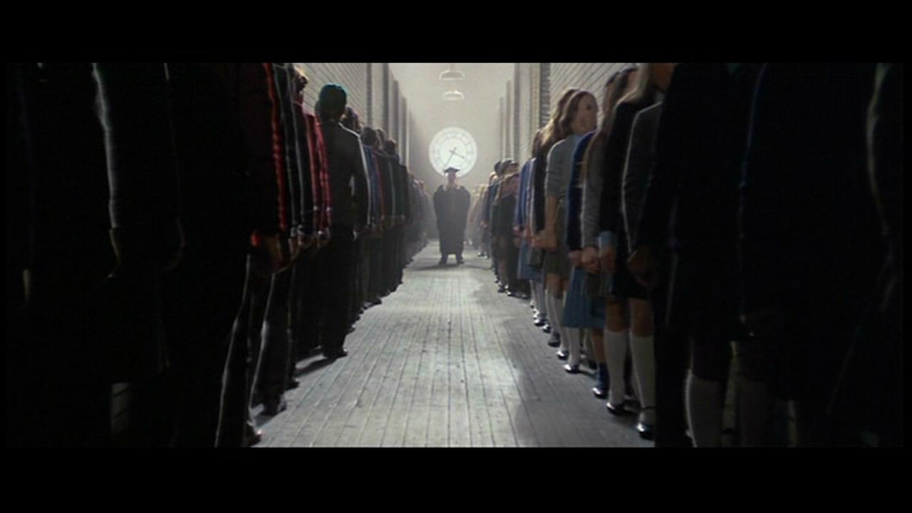Pink Floyd – The Wall, 1982.  director: Alan Parker