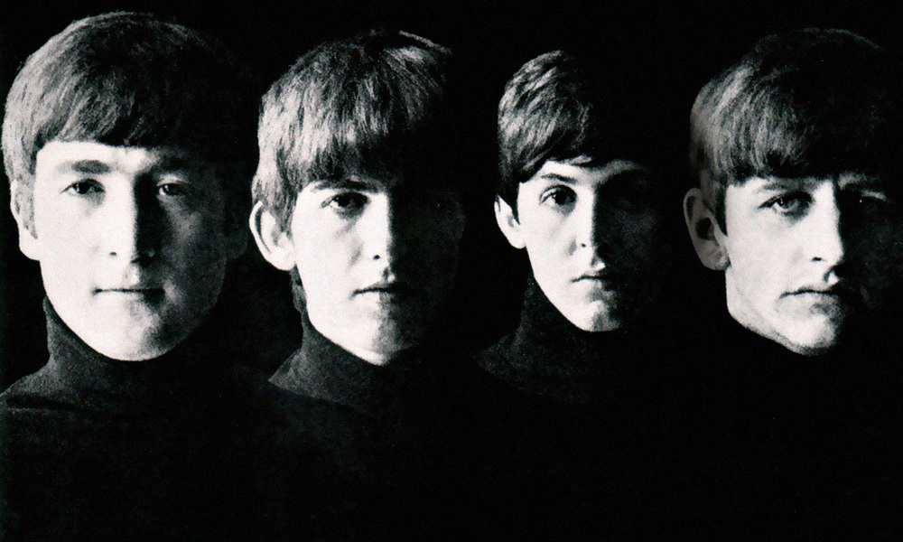 from With the Beatles album cover