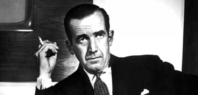 Edward G. Murrow