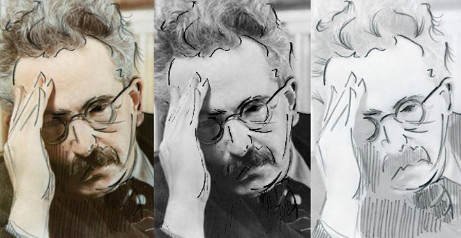 Walter Benjamin Unknown Artist