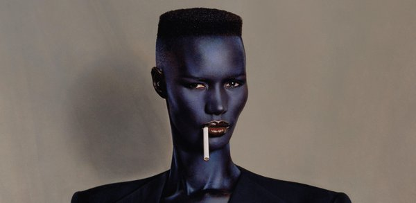 Grace Jones. Unknown Photographer