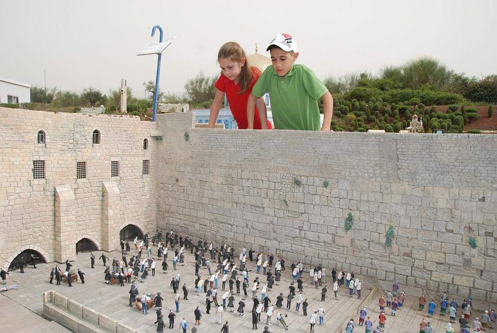 פארק מיני ישראל. צילום: מאיר פרטוש