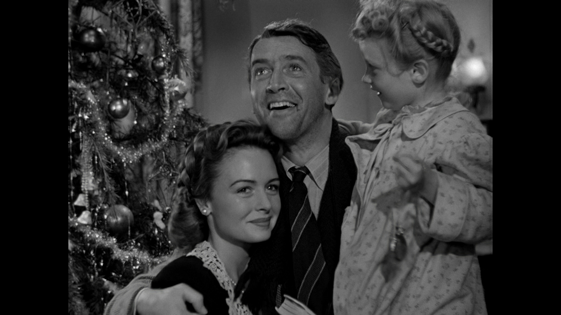 from: It's a Wonderful Life, 1946. Director: Frank Capra
