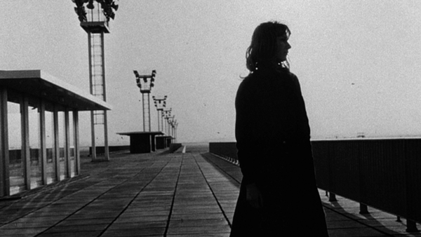 """La jetée"", 1962, by Chris Marker"