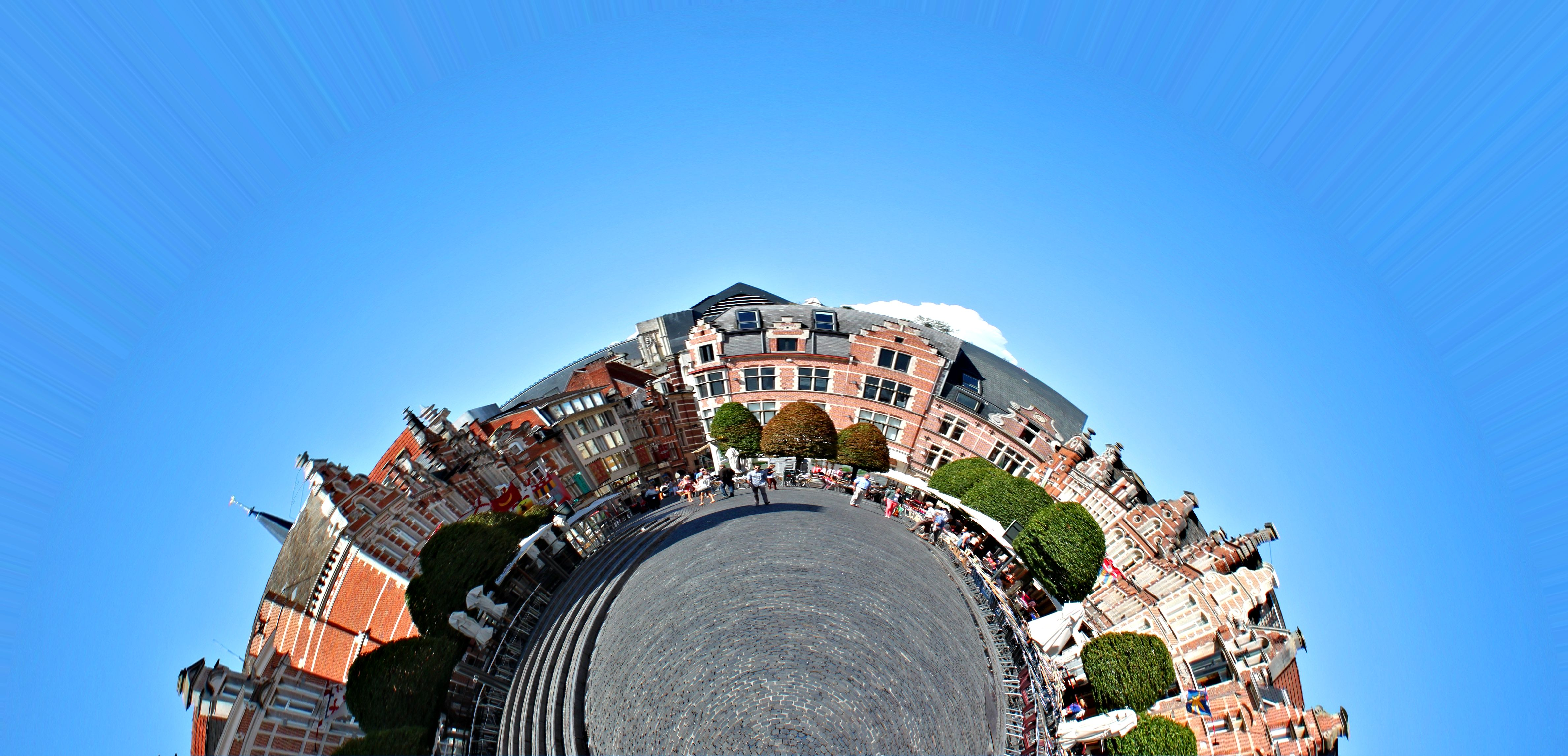 LEUVEN – A GLOBAL VILLAGE | PHOTO BY SALLY SHARIF AND SERENA CORIO