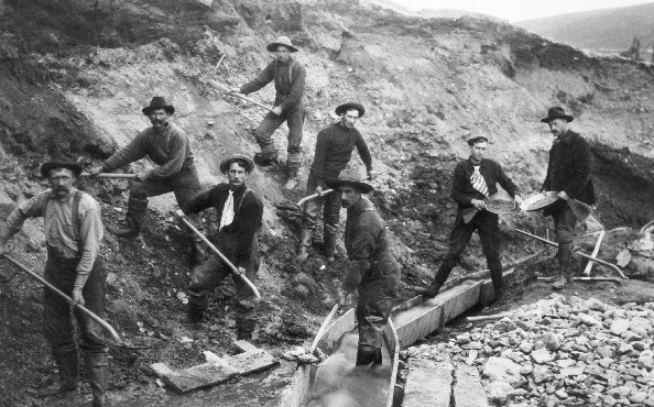 California's Gold Rush Miners