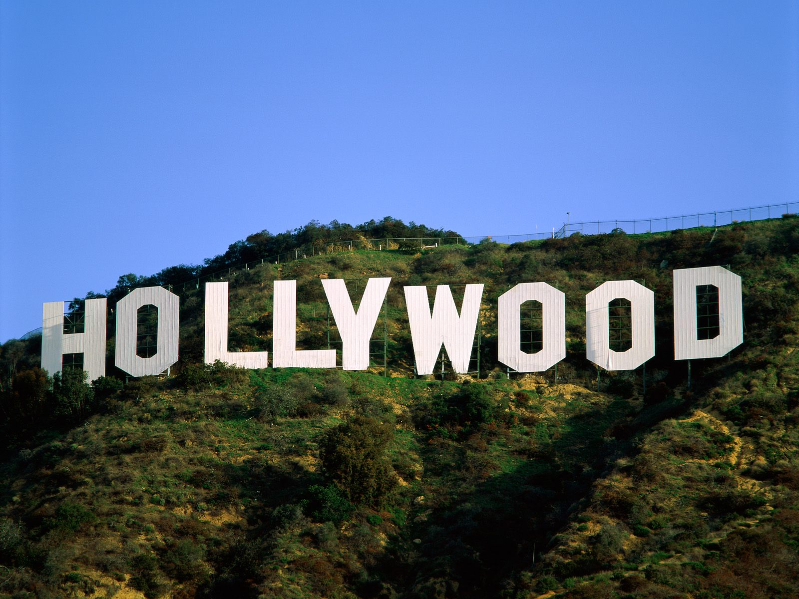 Hollywood Sign (Source: Wikimedia Commons)