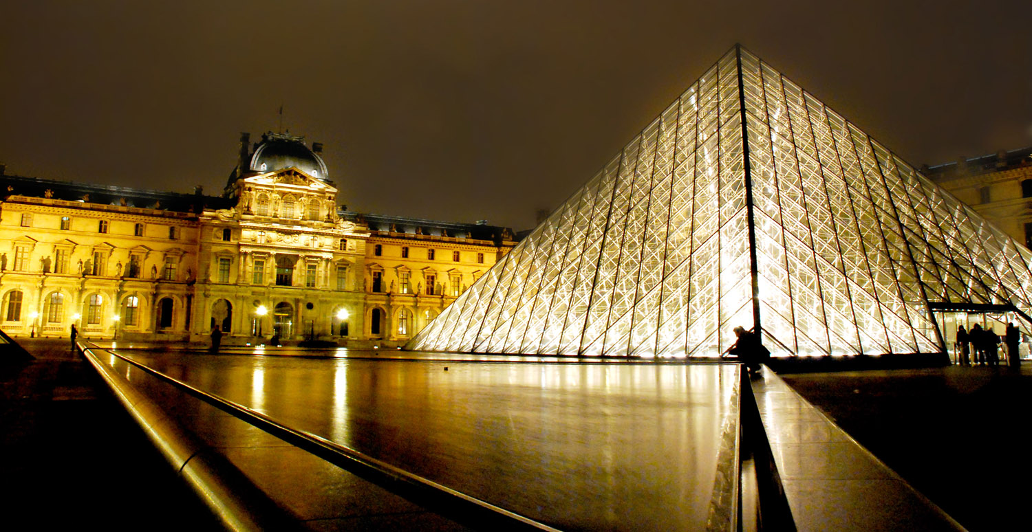 The Louvre, Paris http://www.louvre.fr/
