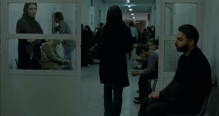 from: Separation (2011). Director:  Asghar Farhadi
